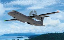 De Havilland Canada Q400 P-4