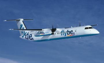 Flybe Bombardier Q400