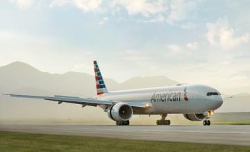 american, boeing 777-300er