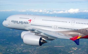 Asiana Airlines A380