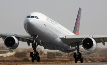 brussels airlines, airbus, a330