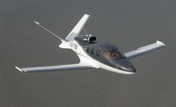 ASL Group Cirrus Vision Jet