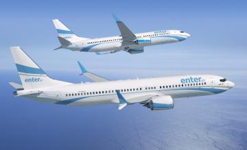 Enter Air Boeing 737 MAX