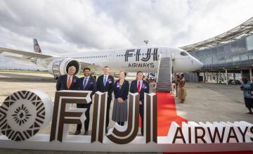 Fiji Airways A350-900