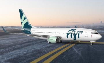 Flyr Boeing 737