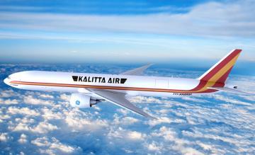 Kalitta Air Boeing 777-300ERSF