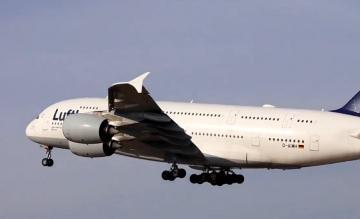 Frankfurt A380