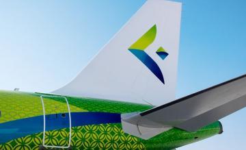 SalamAir Airbus A320