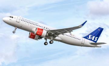 SAS A320neo