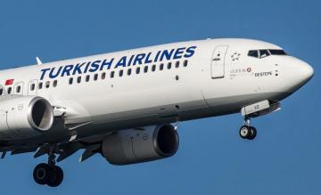 Turkish Airlines Boeing 737