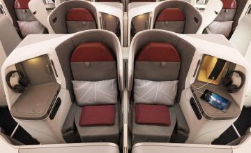 Vistara Business Class 787