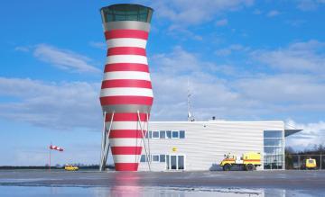 Lelystad Airport toren