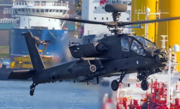 Apache Rotterdam