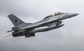 KLu F-16B