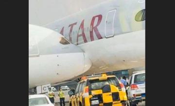 Qatar incident