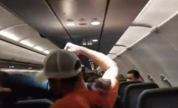 Frontier Airlines Incident