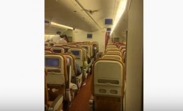 Vleermuis Air India