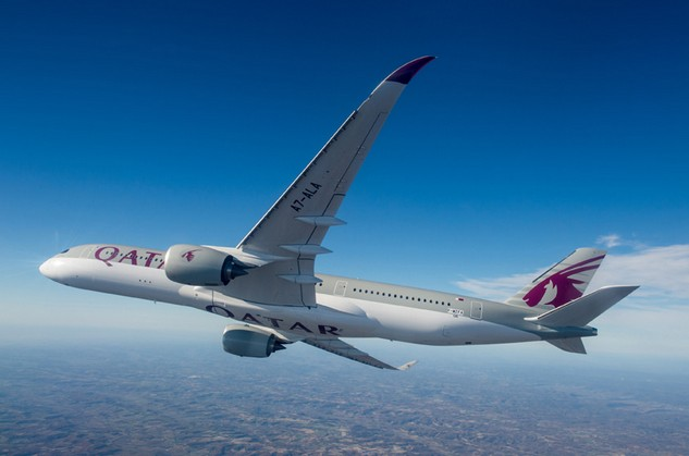 qatar airways, airbus, a350xwb, aflevering, doha, toulouse