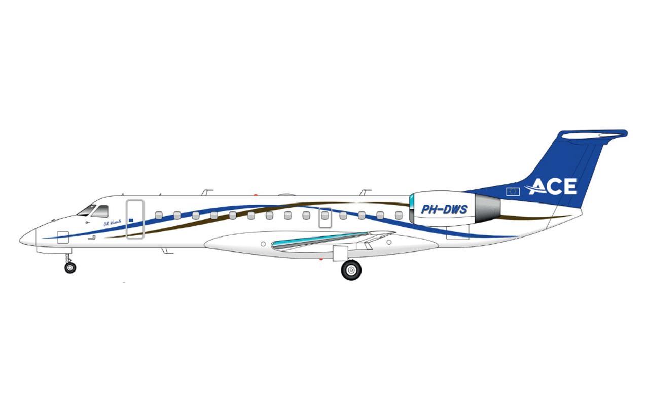 JetNetherlands Embraer