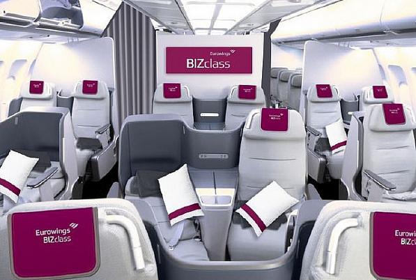 Eurowings BIZClass