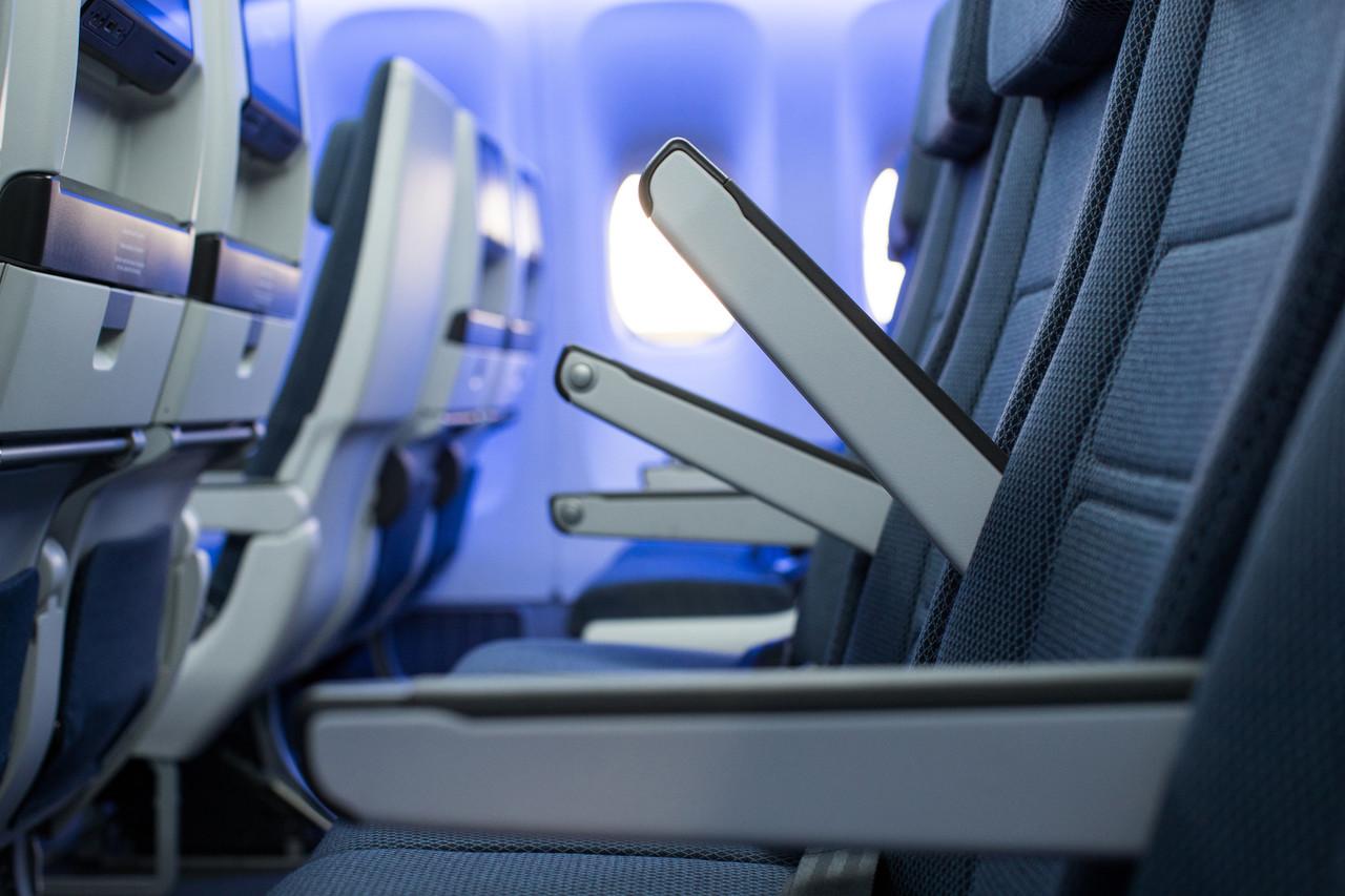 British Airways 777 economy