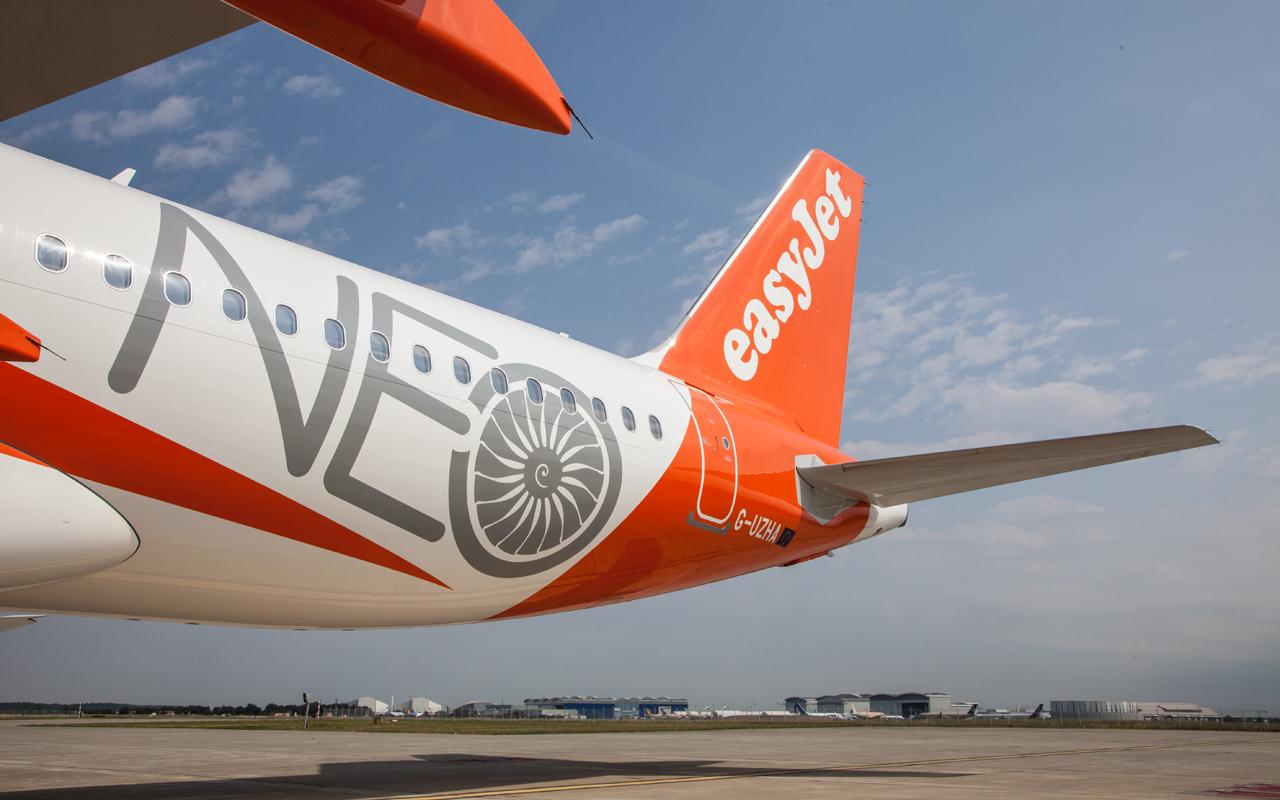 EasyJet A320neo