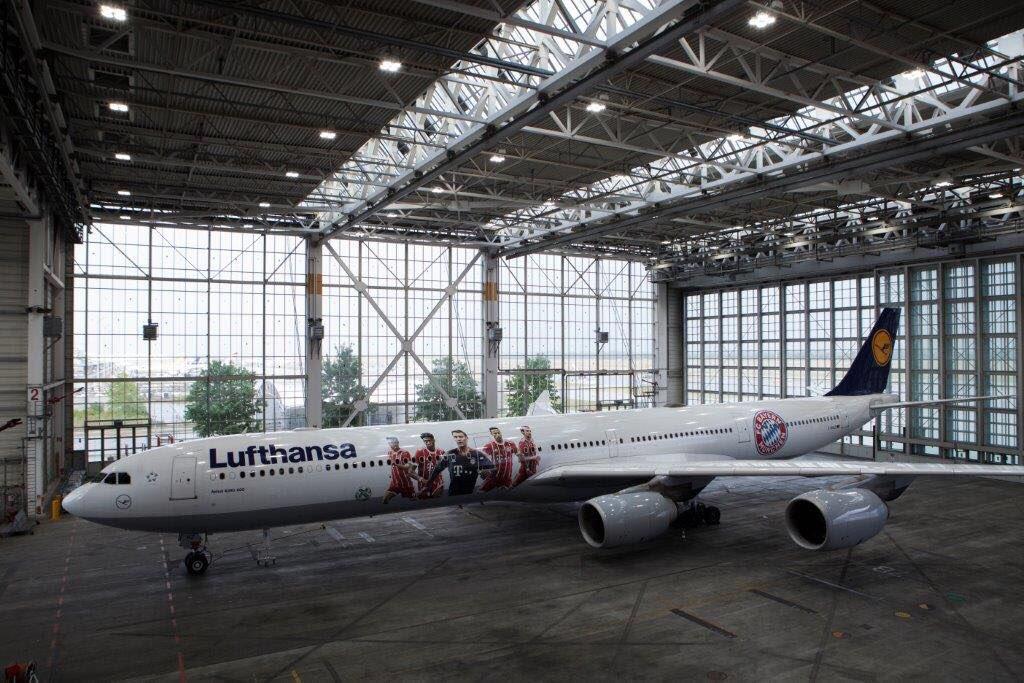 Lufthansa FCB