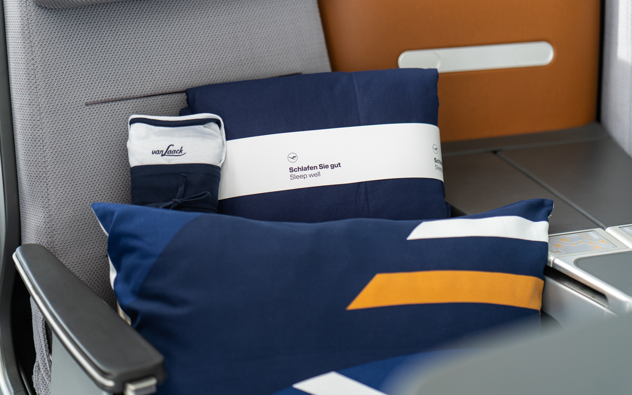 Lufthansa Dream Collextion