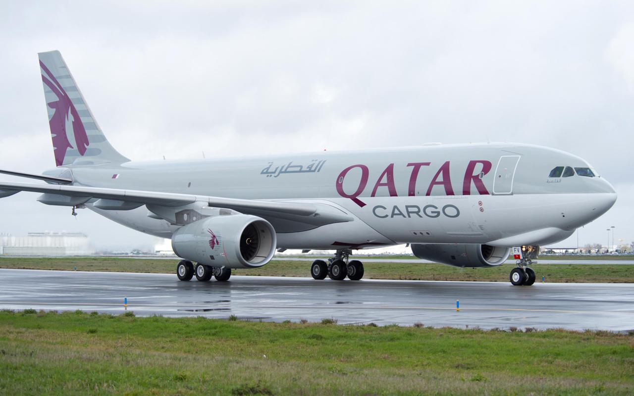 Qatar Airways A330-200F