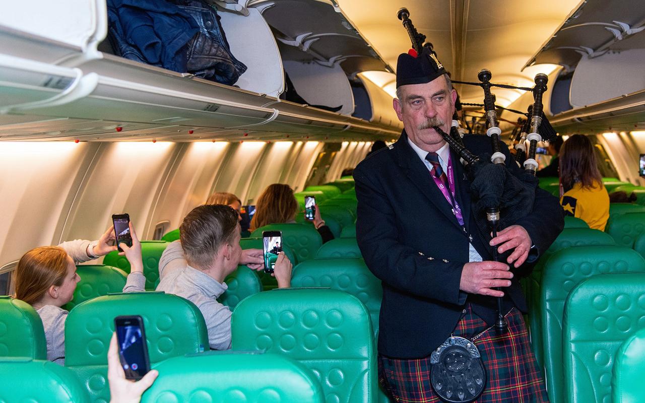 Transavia Edinburgh