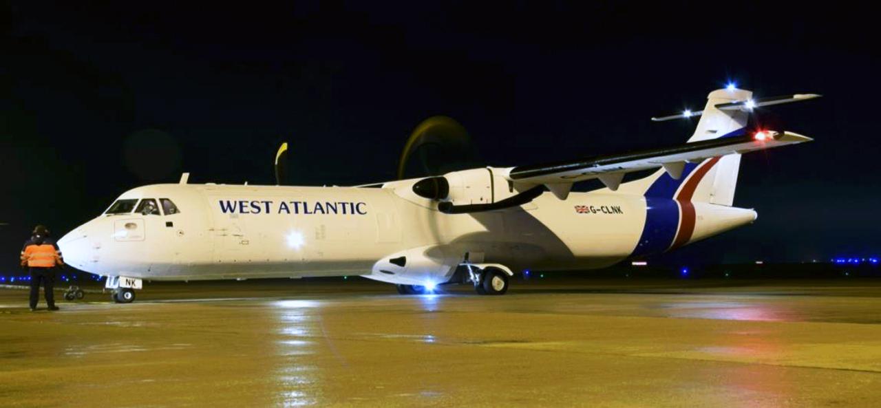 West Atlantic ATR 72F