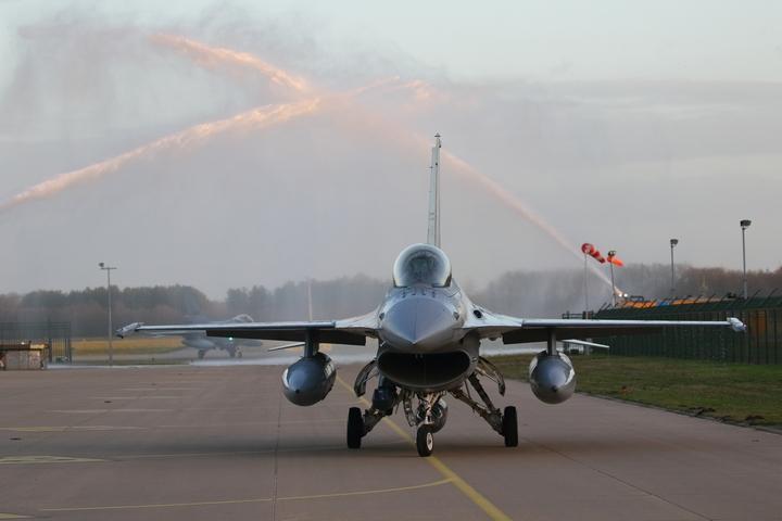 F-16 Volkel
