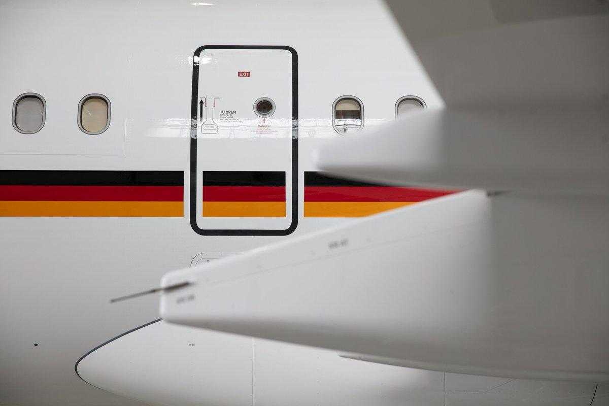 Luftwaffe A321