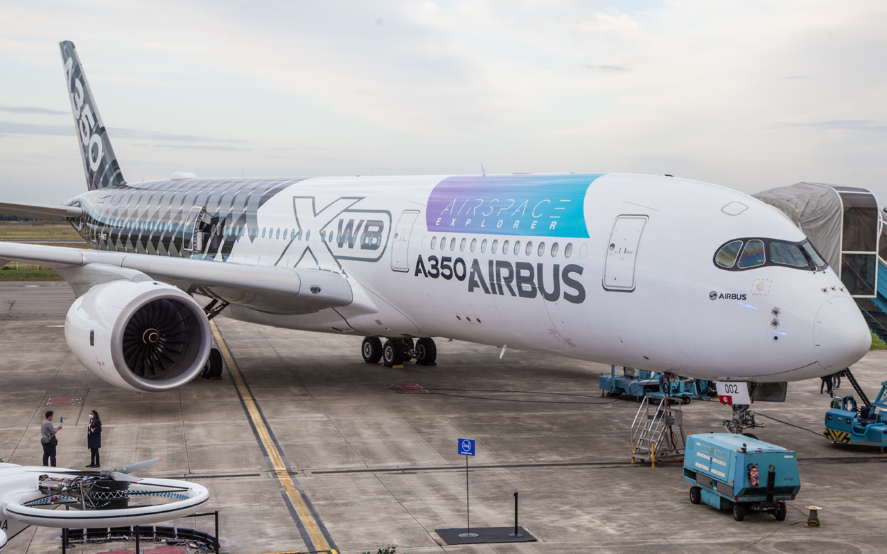 A350 TLS