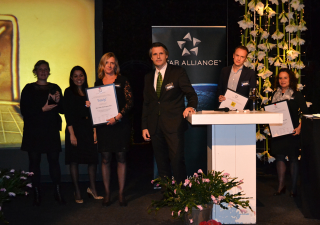 Star Alliance Awards 2016